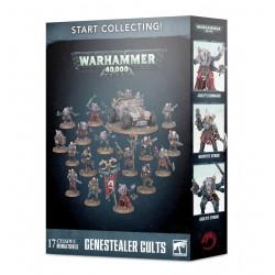 Warhammer 40.000. Start...