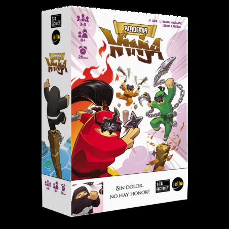 Academia Ninja + promo
