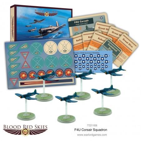 Blood Red Skies: F4U...