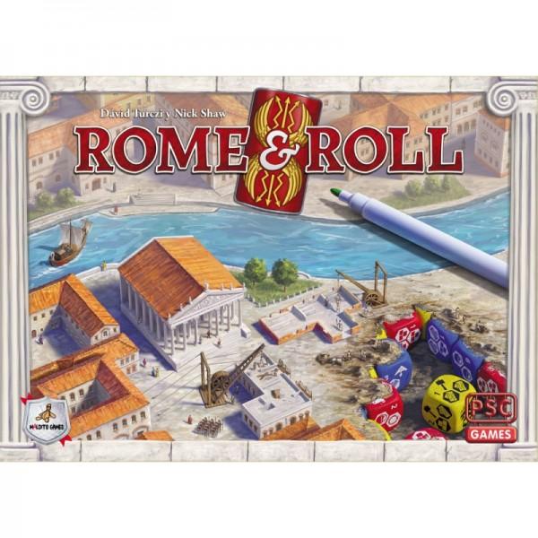 Rome $ roll