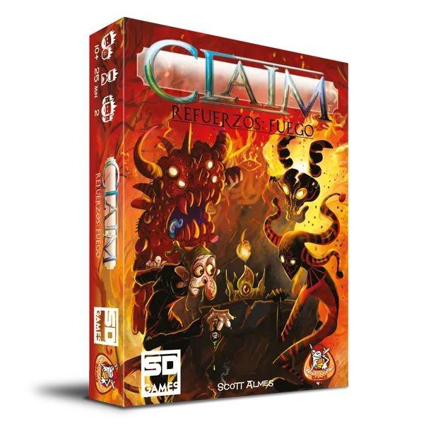 Calim: Fuego