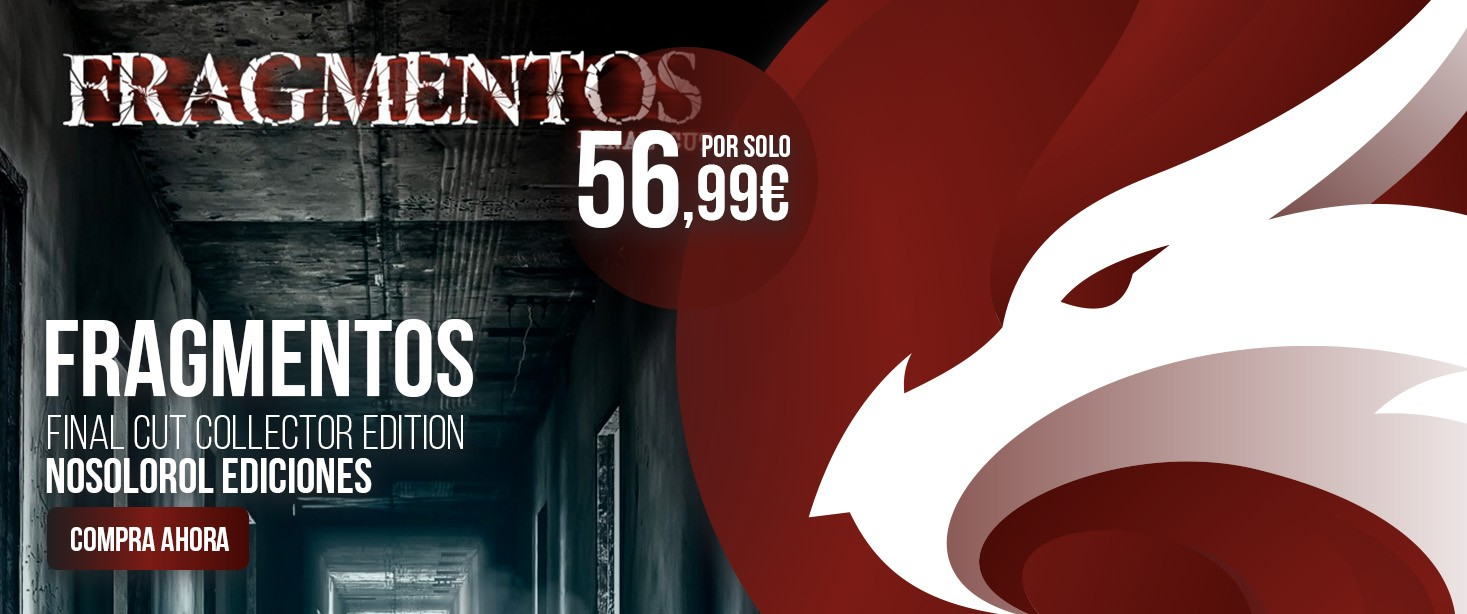 Fragmentos Final Cut Collector Edition